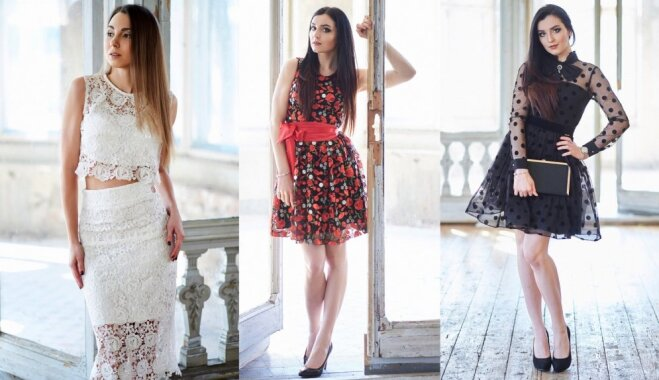 Izlaiduma kleita: bez liekiem tēriņiem un provokācijām