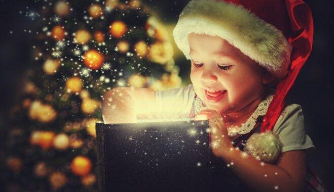 Lietas, kuras nevajadzētu likt Ziemassvētku vecīša bērniem domāto dāvanu maisā