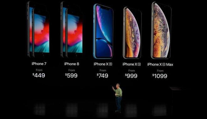 """Три новых Apple iPhone всех запутали. Как осенью-2018 купить """"айфон"""", не переплатив и не разочаровавшись?"""