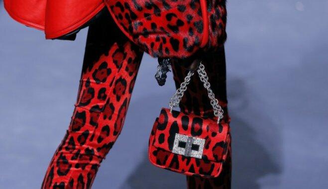 ФОТО. Назад в 80-е: леопардовый принт снова в моде