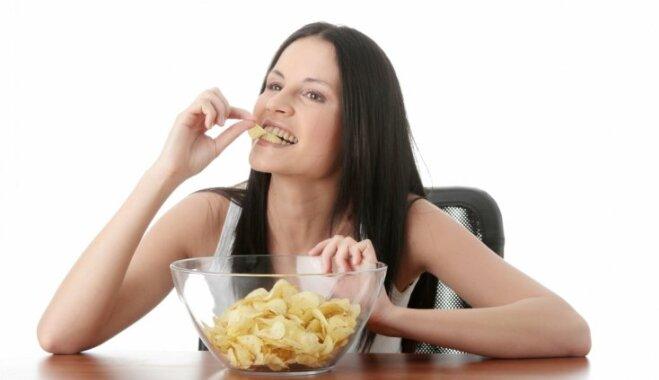 Как пересилить себя и не есть