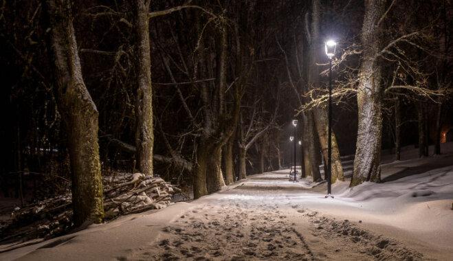 Выходные в Смилтене: старый парк, променад, озера и городище
