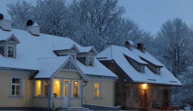 Izglābt no nolemtības: trīs Latvijā atjaunotas muižas, kur dzīvot ikdienā