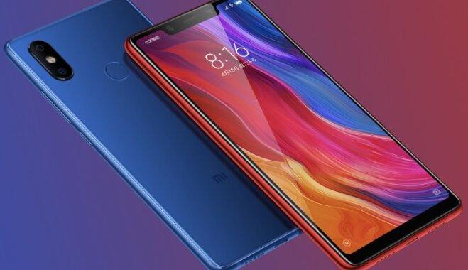 """Xiaomi представила флагман Mi 8: с """"козырьком"""", гигантской селфи-камерой и всего за €360"""