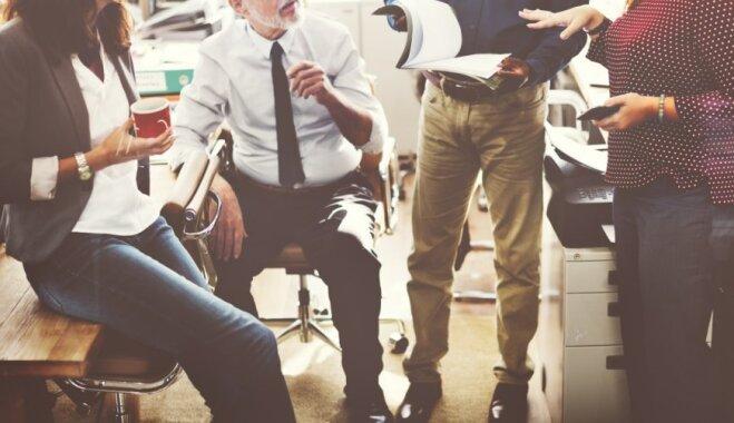 Kolektīvs kā otrā ģimene: četri kolēģu tipi un individuālas pieejas vieglākai sadarbībai