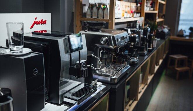 Kafijas aparāts mājām un birojam: kāpēc katrai vietai vajag citu ierīci