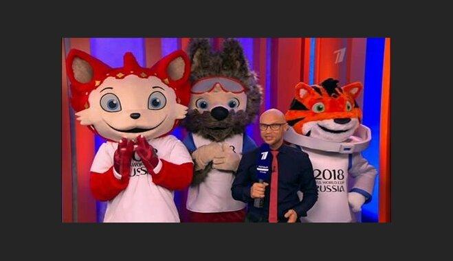 ФОТО: Выбран талисман чемпионата мира-2018 по футболу в России