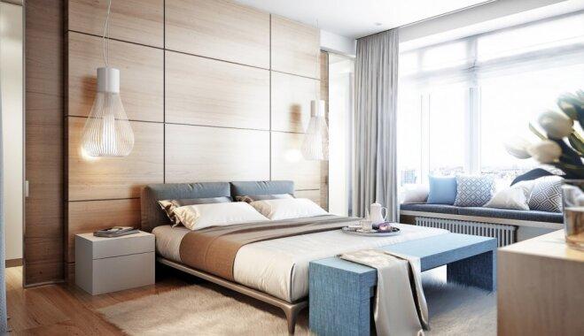 Piecas lietas, kuras vēlams iegādāties guļamistabai
