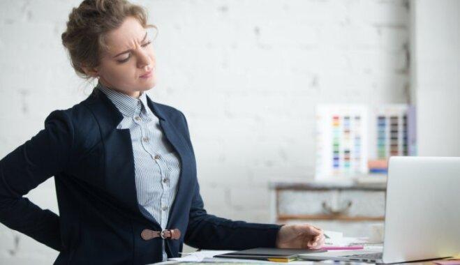Piecas lietas, ko tavā dzīvē var mainīt pareiza stāja