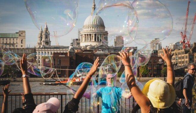 Mazie ķipari sajūsmā spiegs: 12 ceļojumi Eiropā ģimenēm ar bērniem
