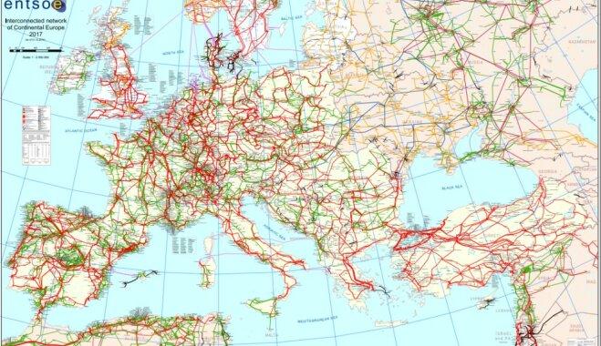 Микроволновки по всей Европе отстают на шесть минут из-за спора между Сербией и Косово