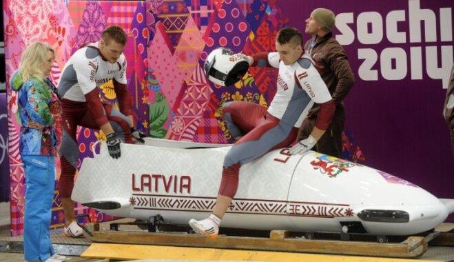 Флаг Латвии на церемонии закрытия понесет Дрейшкенс
