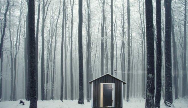 Made in Latvia: деревянные мини-сауны, которые собираются за 40 минут