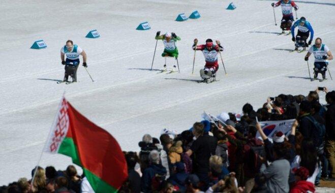 Phjončhanas paralimpiskajās spēlēs labots Sočos sasniegtais pārdoto biļešu rekords