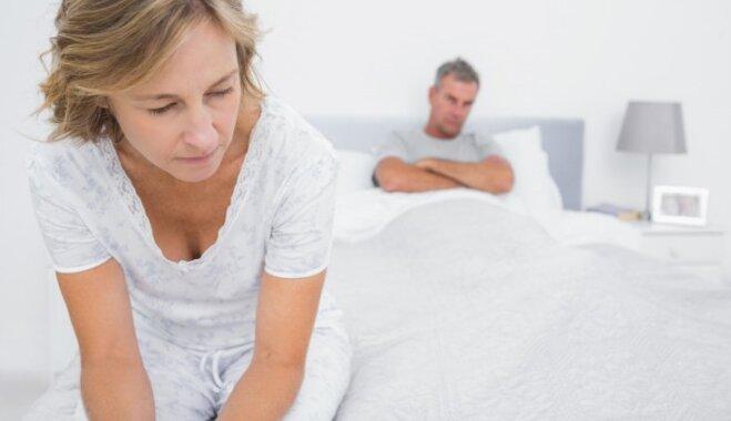 Редко хочется секса после родов