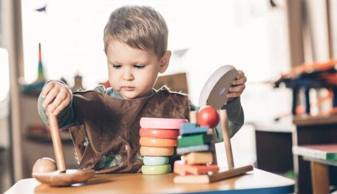 Bez asarām un ar prieku: ieteikumi spēļu izmantošanai bērna audzināšanā