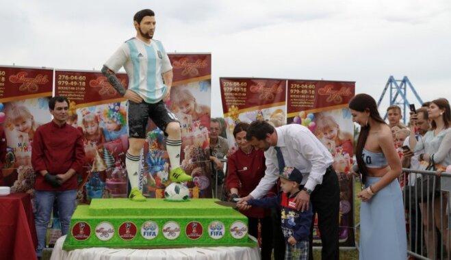 Аргентина: Марадона поведал , что произошло  сним вперерыве матча Нигерия