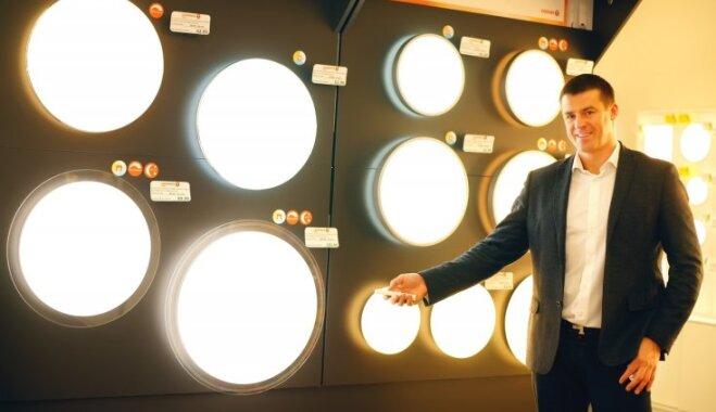 Iedzīvotāji, esiet patrioti, lietojiet Latvijā ražotos LED gaismekļus!