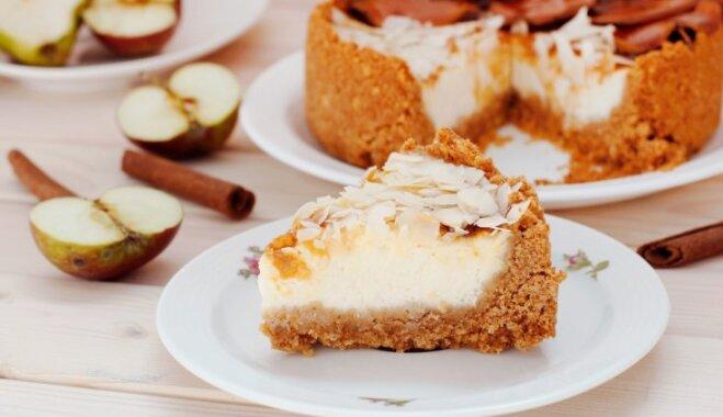 Siera kūku kārdinājums: 18 recepšu varianti brīvdienām