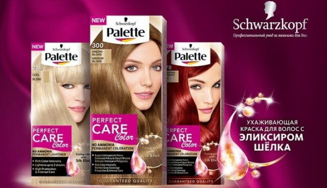 Кер краска для волос