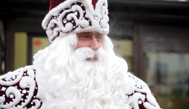 Риэлторы вычислили самого богатого Деда Мороза