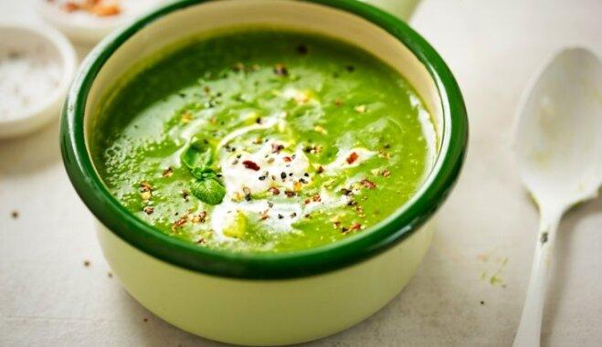 Цветотерапия: 20 быстрых овощных крем-супов, радующих глаз