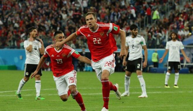 ВИДЕО: Россия — Саудовская Аравия — 5:0! ТОП-12 лучших матчей группового этапа ЧМ