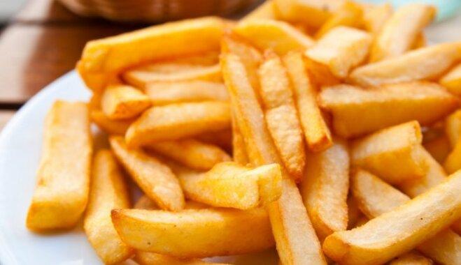 Frī kartupeļi mājas gaumē – kā tādus pagatavot