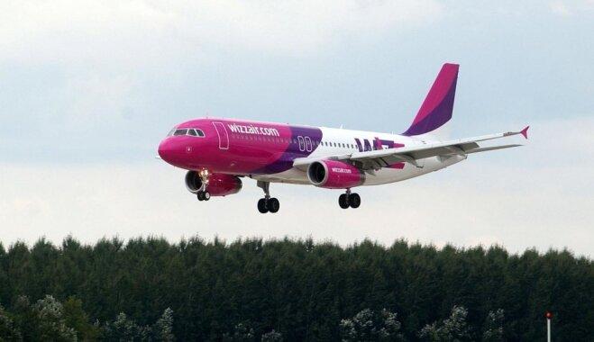 Wizz Air ужесточает правила провоза ручной клади