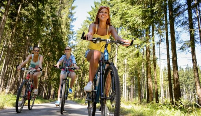 Laivošana, riteņbraukšana un citas iespējas: aicina uz aktīvā tūrisma dienu Rēzeknē