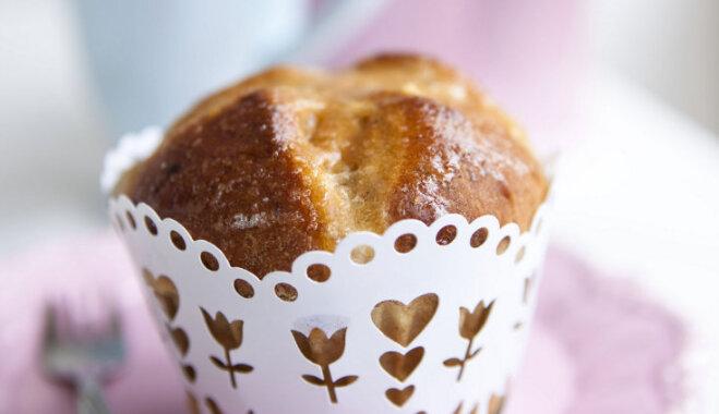 Krusta maizītes Lieldienām