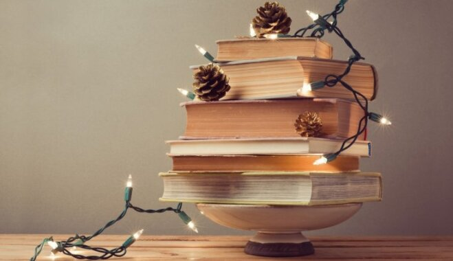 Radošas alternatīvas lielajām Ziemassvētku eglēm
