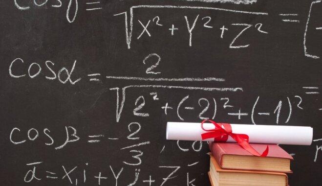 Centralizētie eksāmeni: rezultāti uzlabojušies latviešu valodā, matemātikā – 'stāvam uz vietas'