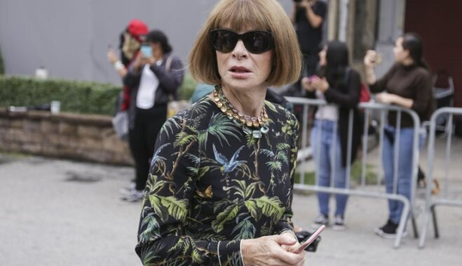 Ņujorkas modes nedēļas ielu stils: īstenu apģērba pavēlnieku paradīze