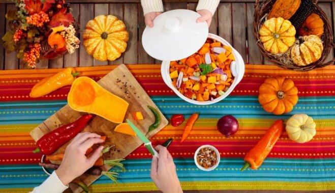 Сезон тыквы: богатый выбор рецептов супов, запеканок и других блюд