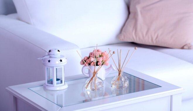 Noderīgi padomi, kā likt mājoklim vienmēr labi smaržot