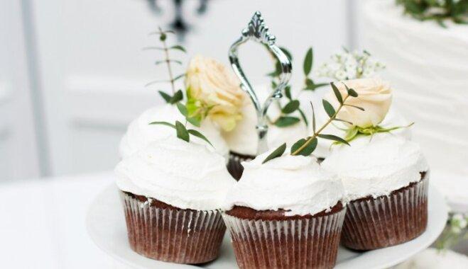 Kāzu dienas saldā izskaņa – kūku tendences šogad