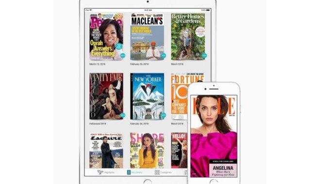 Apple купила сервис для чтения журналов онлайн