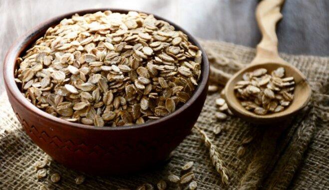 Овсяный скраб для кишечника: готовим чудо-кашу и худеем