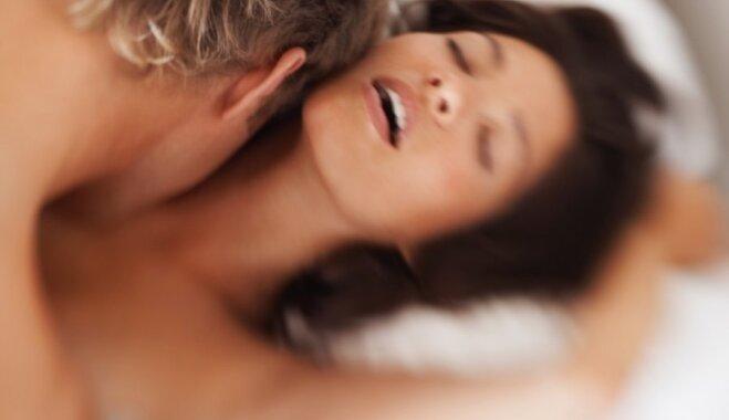 Перед оргазмом у женщины набухают соски