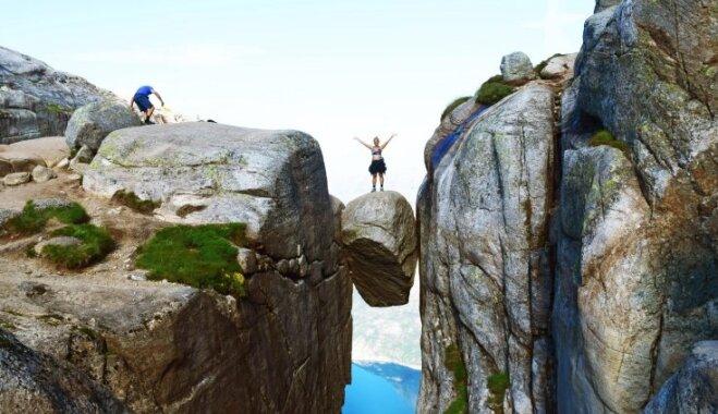 Neparastas klintis un akmeņi, kas ir vesela ceļojuma vērti