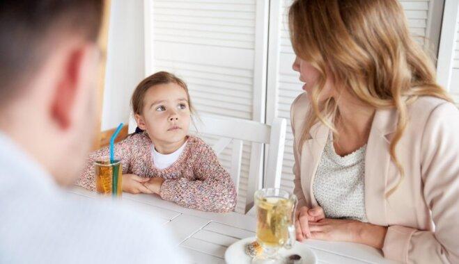 Deviņi melu piemēri, ko vecāki maldīgi uzskata par pieņemamiem