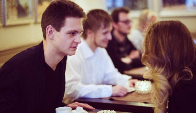 'Love In Riga' iepazīšanās vakars jau 17. decembrī