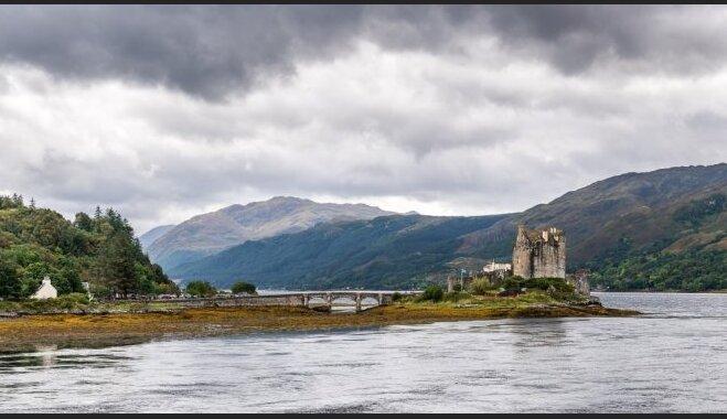 Skotijas pilis, klintis un salas jeb Kā blogeri veda lasītājus ceļojumā