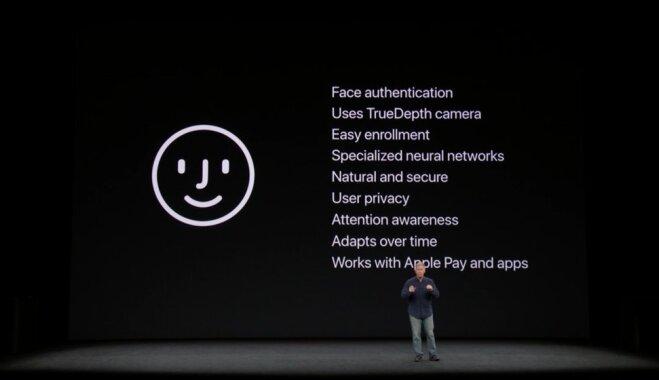 Apple показала революционный iPhone X и пару обычных iPhone 8/8 Plus