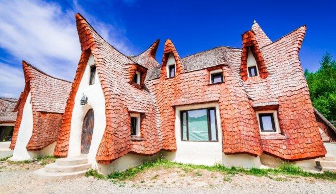 Laumiņu ieleja Transilvānijā, kas drīz būs viesnīca