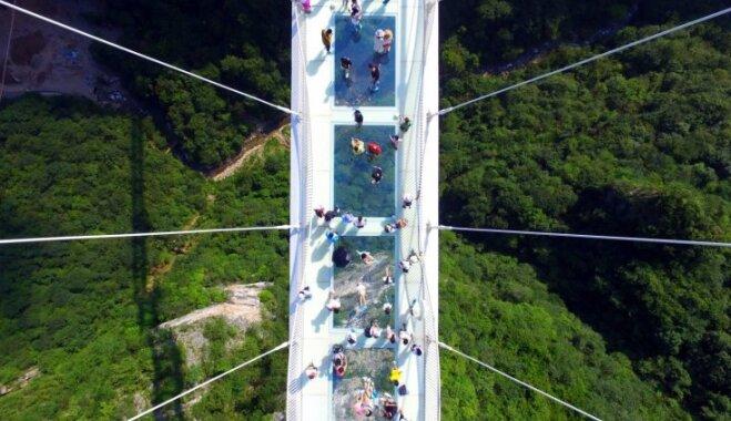 Только для самых смелых: 5 пешеходных мостов, на которых захватывает дух