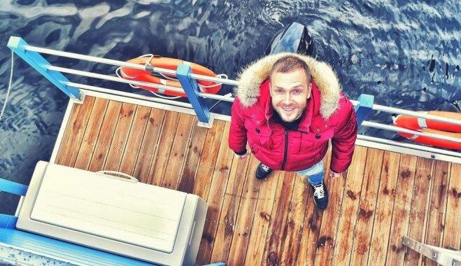 ФОТО: Один фут под килем — первый в Эстонии дом на воде