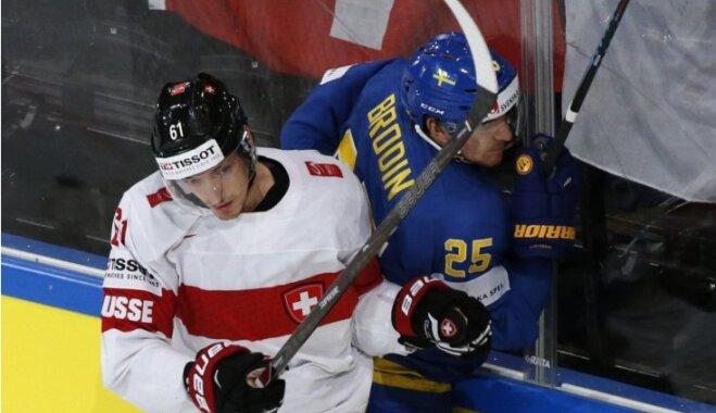 Pasaules hokeja čempionāta 1/4 finālu apskats. Teksta tiešraides arhīvs
