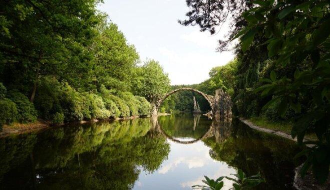 ФОТО. Прекрасный и одновременно пугающий Чертов мост